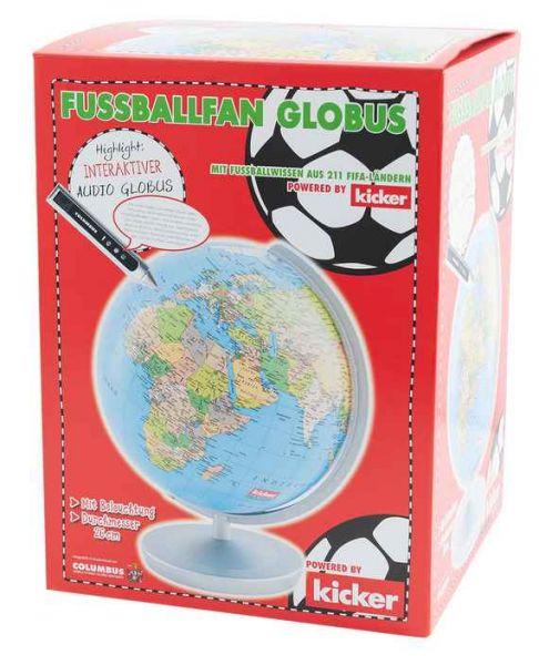 Fussballfan Globus Kinderglobus kaufen Kicker