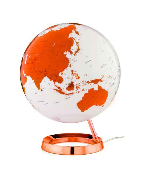 light colour tangerine Globus Globus24