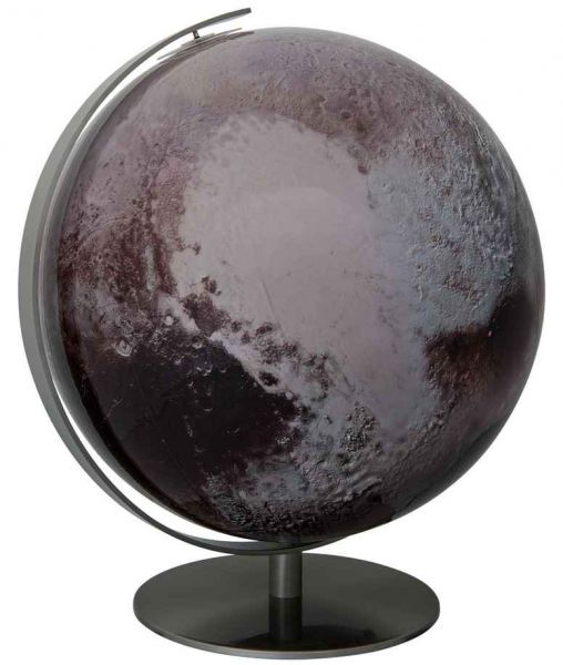 894081 Columbus Planetenglobus Universe Pluto Leuchtglobus Ø 40 cm Globus Planet beleuchtet Sonnensy