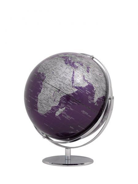 Globus JURI Purple Designglobus 30cm Durchmesser Emform SE-0767 lila purple Globe World Earth