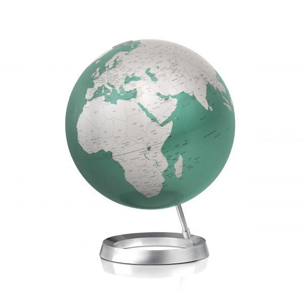 30cm Design-Globus Atmosphere Vision Mint Globe Erth World Tischglobus Büro