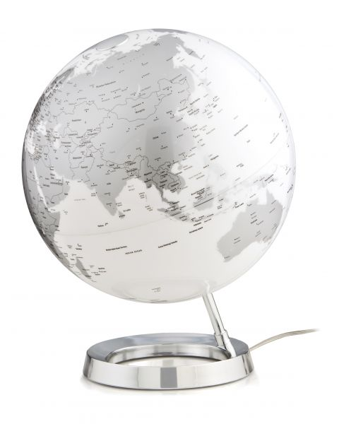 Design-Leuchtglobus Atmosphere Light & Colour Chrome 30cm Globus modern Globe