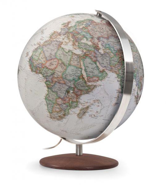 National Geographic Fusion 3001 Executive 30cm Globus Antik Design Globe Erth World Tischglobus Büro