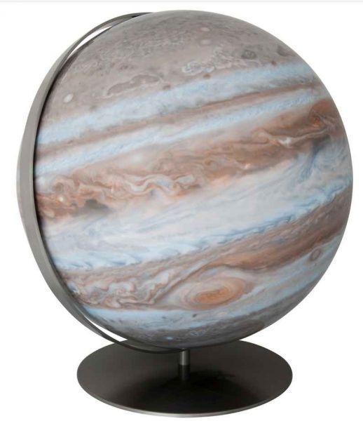 854081 Columbus Planetenglobus Universe Jupiter Leuchtglobus Ø 40 cm Globus Planet beleuchtet Sonnen