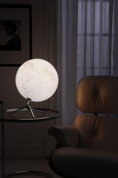 Atmsophere 30cm Design-Leuchtglobus Designleuchte Globus Nodo Globe Erth