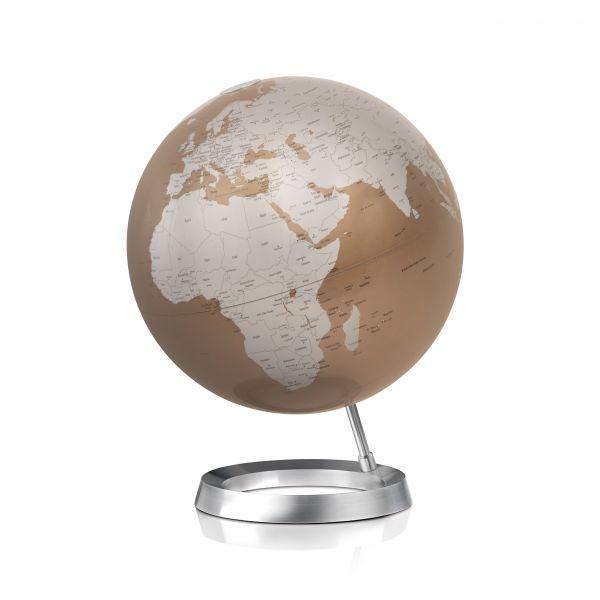 30cm Design-Globus Atmosphere Vision Almond Globe Erth World Tischglobus Büro