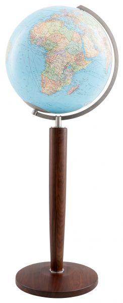 205158 Standglobus Luxusglobus Handarbeit Globus beleuchtet