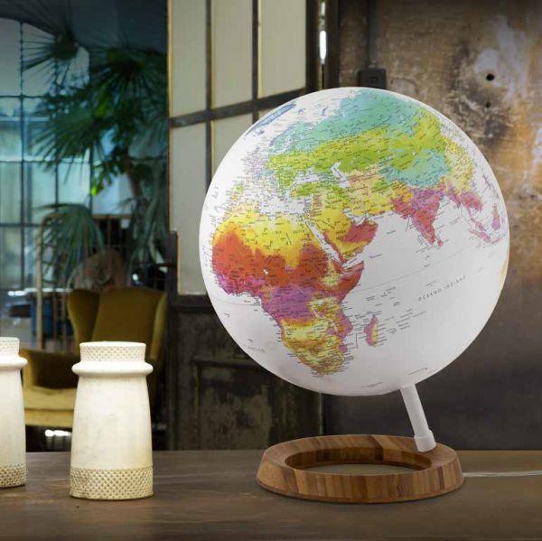 Klimaglobus Natur Globe Leuchtglobus Umweltschutz Weltklima-Globus kaufen Atmosphere 9783946606239