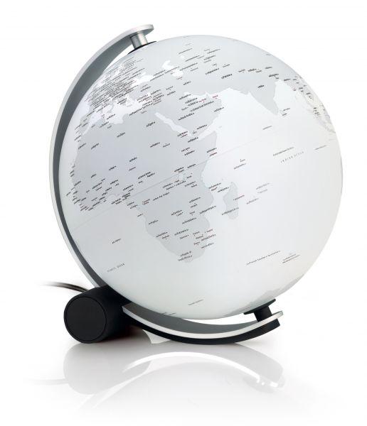 Design-Leuchtglobus Atmosphere Globus Q-Ball Connection 30cm Globe Erth Designleuchte Büro