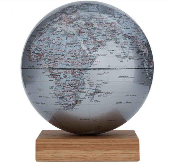 SE-0930 Platon Tischglobus Globus24 kaufen Designopjekt Globe silver