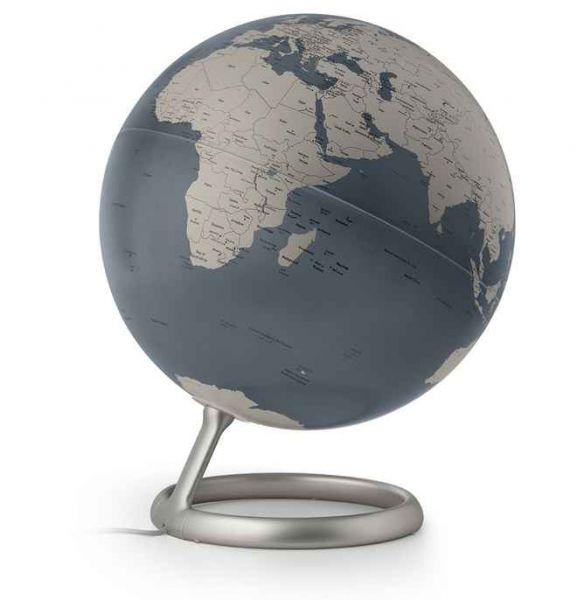 Evolve Steel Blue Designglobus blauer Globus kaufen