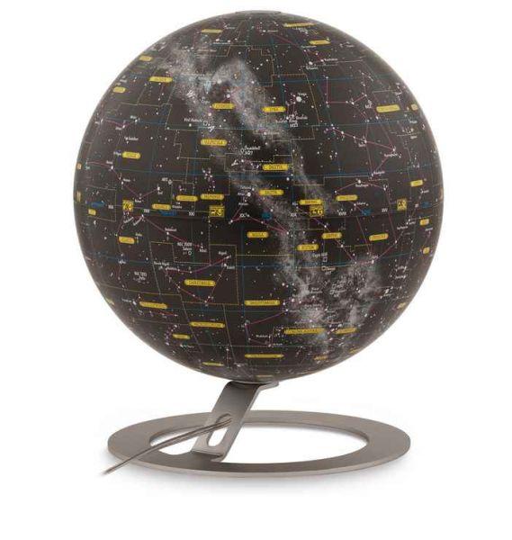 The Heavens Sternenhimmel Steneglobus Sternenbilder Globus erklärt national geographic günstig kaufen