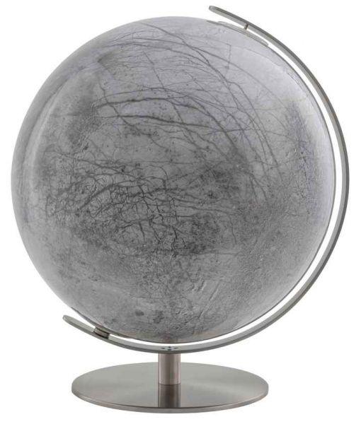 85M4081 Columbus Planetenglobus Universe Trabant Europa Jupitermond Leuchtglobus Ø 40 cm Globus Plan