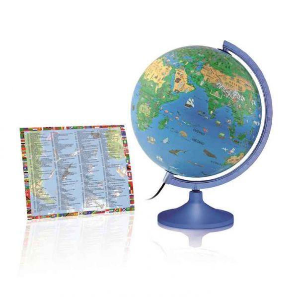 Kinderglobus FamilySolid Globus Globe Kids