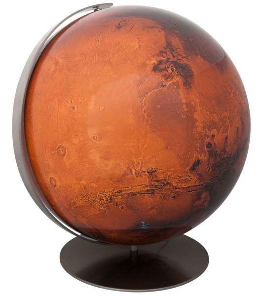844081 Columbus Planetenglobus Universe Mars Leuchtglobus Ø 40 cm Globus Planet beleuchtet Sonnensys