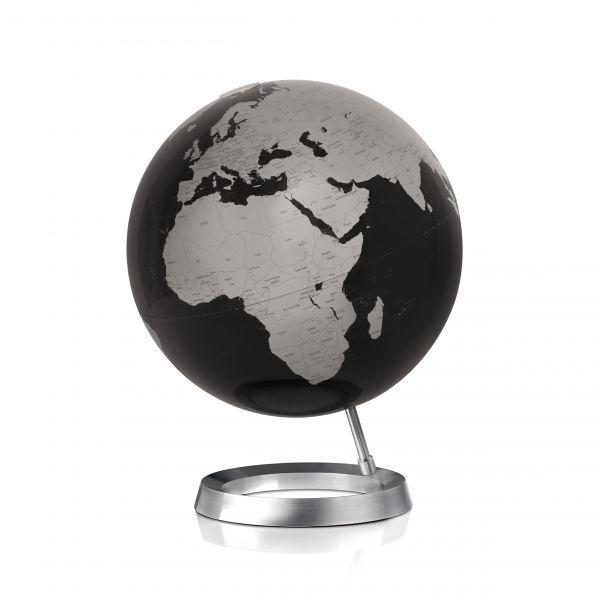 30cm Design-Globus Atmosphere Vision Black Globe Erth World Tischglobus Büro