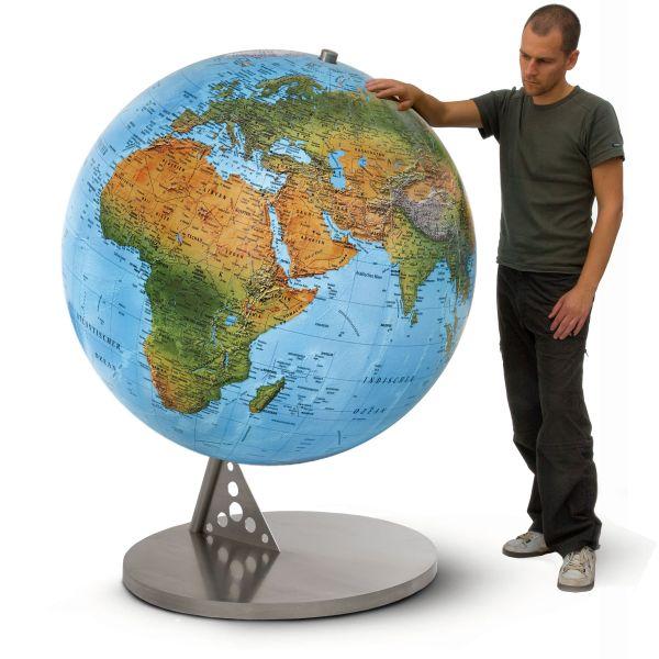 Riesenglobus Mega Globe Globus Meter Großglobus Standglobus bestellen