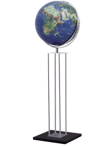 Globus Standglobus WORLDTROPHY Relief-Globus Physisch NO 2 Designglobus 42,5 cm Durchmesser Emform