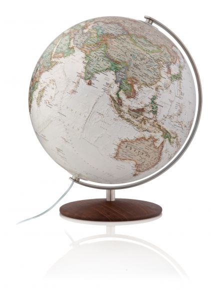 National Geographic Fusion 3701 Executive 37cm Globus Antik Design Globe Erth World Tischglobus Büro