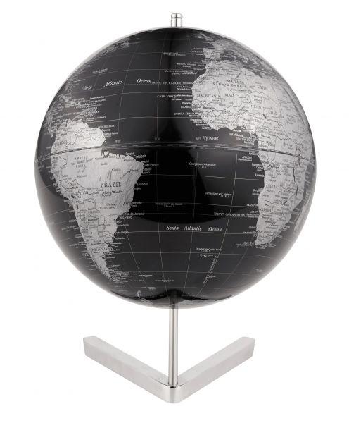 Globus ORBIT BLACK 30cm Durchmesser Designglobus Emform SE-0635
