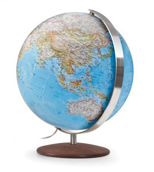 National Geographic Fusion 3001 Classic Globus 30cm Tischglobus Leuchtglobus Globe Erth World