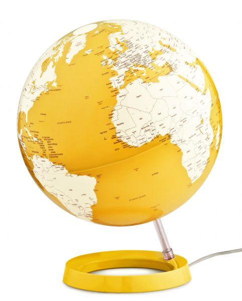 LCyellow Globe Globus 8007239973046 Leuchtglobus Light Colour