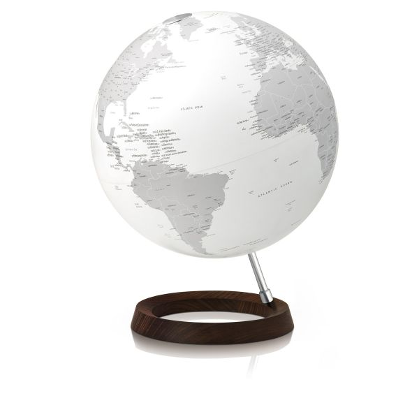 Atmosphere 30cm Design-Leuchtglobus Full Circle Globus Reflection Globe Erth