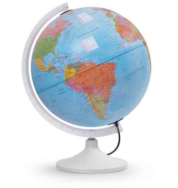 Leuchtglobus Kinderglobus Kinder Globus sprechender Globus
